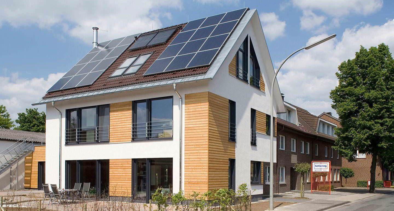 Firmengebäude der Schlering GmbH in Drensteinfurt-Rinkerode
